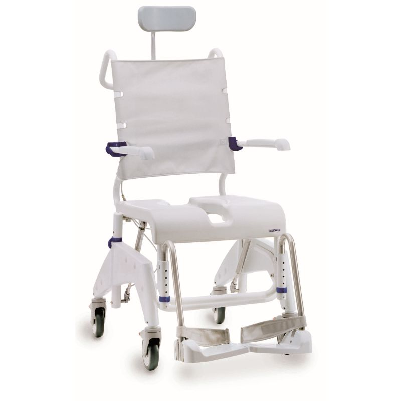 Invacare Aquatec Ocean Shower Commode Chairs Vip Xl