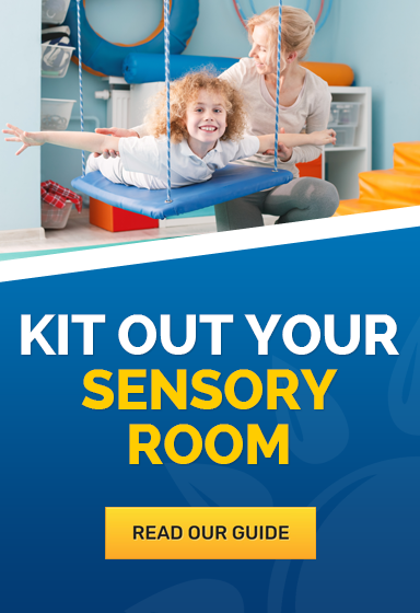 Outfit your sensory room with toys for sensory play