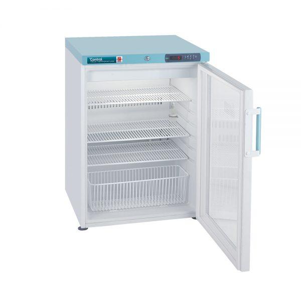 Lec Pgrc151uk Glass Door Under Counter Pharmacy Refrigerator 151l