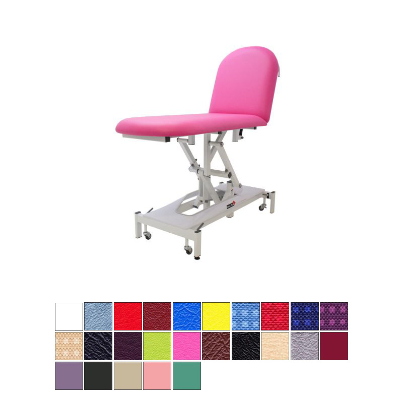 Awe Inspiring Medi Plinth Hydraulic 2 Section Beauty Couch Squirreltailoven Fun Painted Chair Ideas Images Squirreltailovenorg