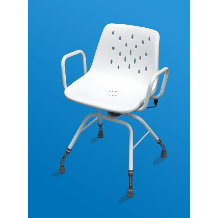 myco ultra swivel shower chair sports supports mobility