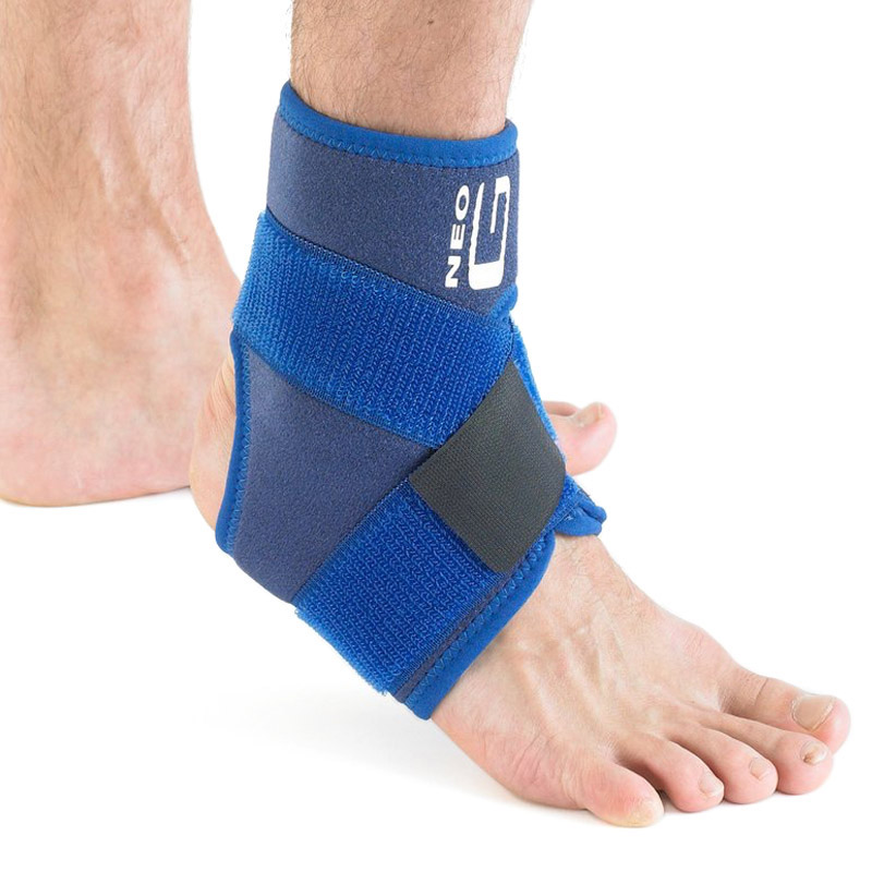 Neo G Ankle Support with Figure of 8 Strap for football