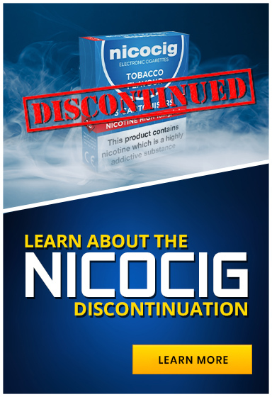 Nicocig Is Discontinued, Please See Our Alternatives