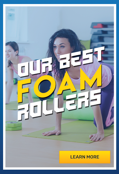 Best foam rollers for exercise and massage