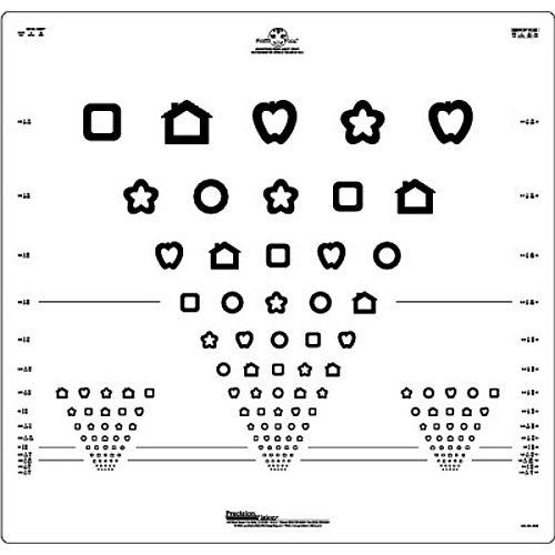 8610b11aaa00 Logmar 3m Patti Pics Eye Test Charts    Sports Supports
