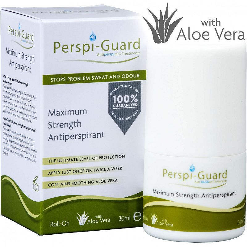Perspi Guard Maximum Strength Antiperspirant Roll-On (30ml)