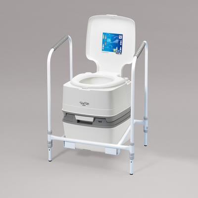 Homecraft Stand And Frame For Porta Potti 165 Flushing