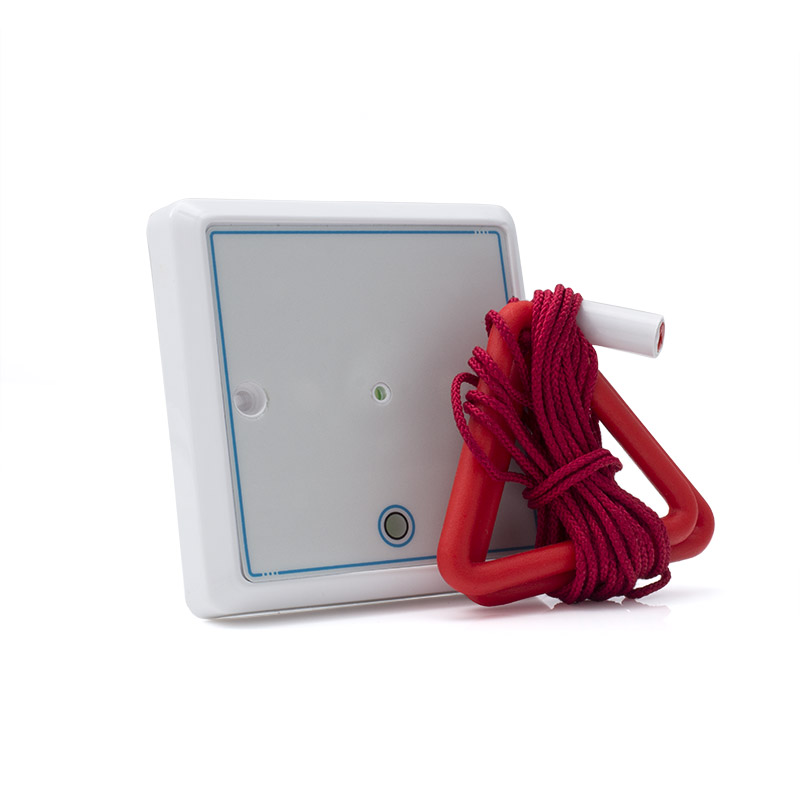 Ceiling Pull Cord Switch For The Disabled Toilet Alarm