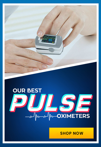 Click Here to View Our Best Pulse Oximeters