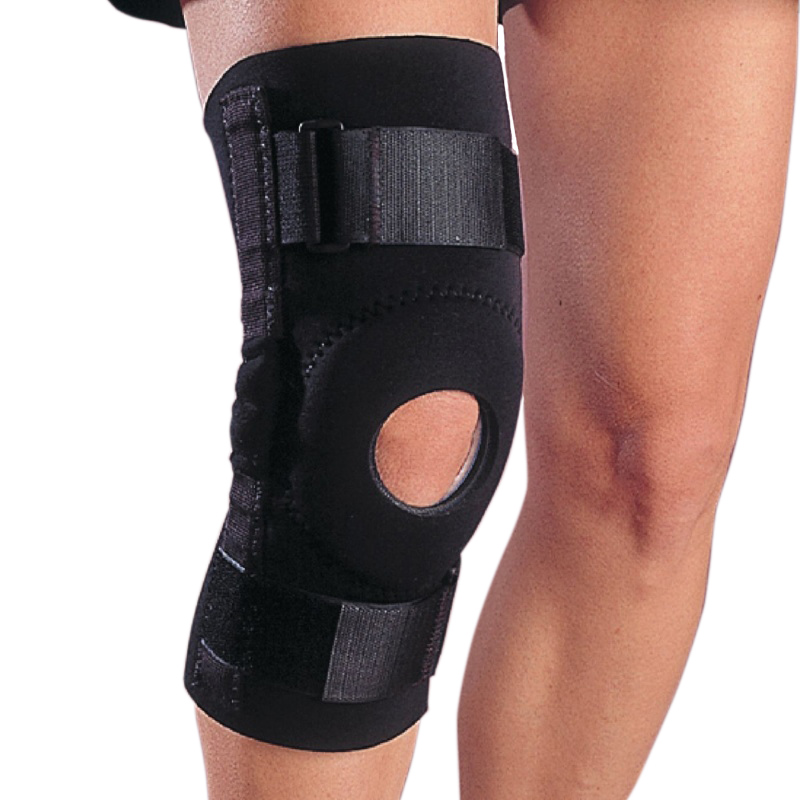 7053305026 Rolyan Economy Knee Support with Removable Buttress :: Sports ...