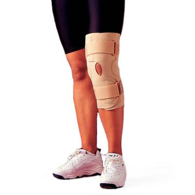 84bb3366e1 Rolyan Neoprene Wraparound Hinged Knee Brace :: Sports Supports ...