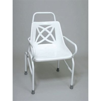 Fabulous Static Shower Chair Fixed Or Adjustable Height Evergreenethics Interior Chair Design Evergreenethicsorg