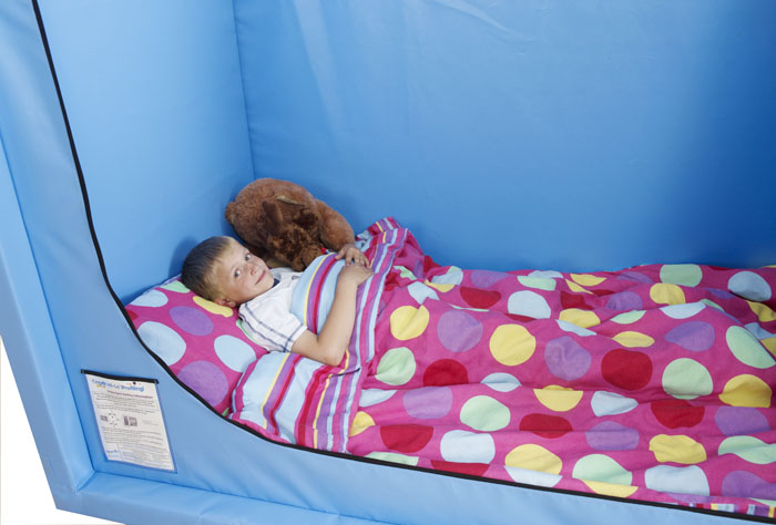 The CosyFit Safe Bed Provides Peace Of Mind And Offers Safety And Comfort