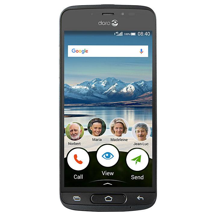 Doro 8040 Amplified Smartphone Mobile Phone