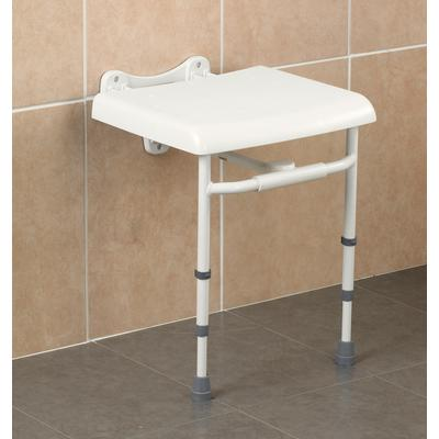 Savanah Wall-Mounted Shower Seat :: Sports Supports | Mobility ...