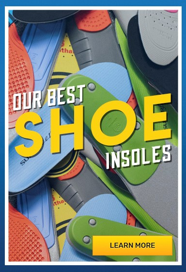 Want to see our best insoles? Check out our top 5 recommendation!