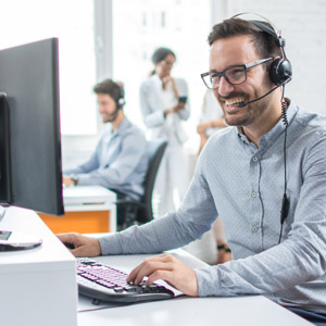 Our UK-Based Customer Services Team is here to help you you out