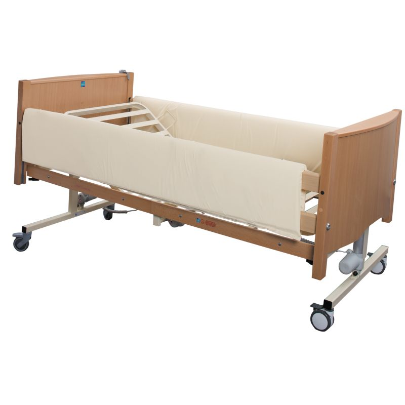 sidhil bradshaw bed side rail pads sports supports mobility healthcare products. Black Bedroom Furniture Sets. Home Design Ideas