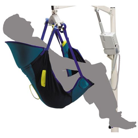 Sidhil Head Support For Bedhead Universal Hoist Sling
