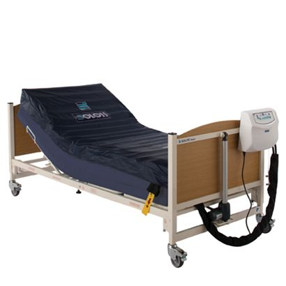 Sidhil Pressure Relief Alternating Amp Static Solo Ii Dynamic Overlay Mattress System Health And