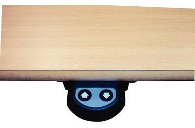 Easystore Therapy Wheelchair Table Electronic Adjustment
