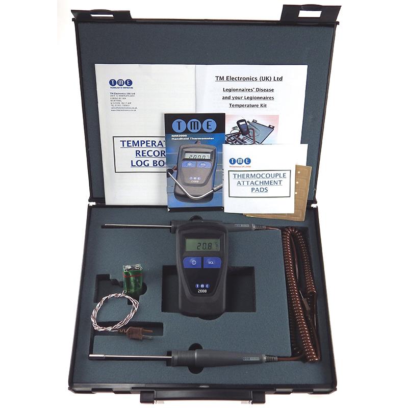 T-Type Legionella Water Testing Kit