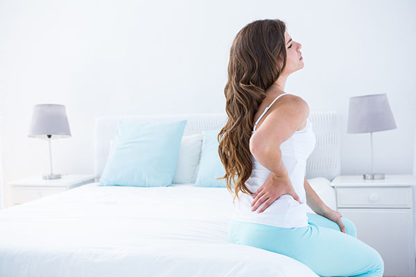 Providing Lumbar Support, Bed Wedges Can Reduce Back Pain At Night