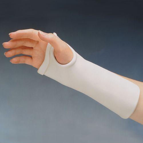 Ncm Thumb Hole Wrist Cock Up Splint Sports Supports