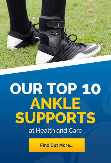 Top 10 ankle supports