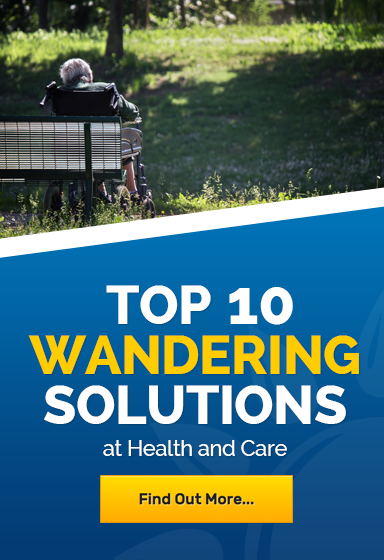 Our best solutions for dementia and wandering