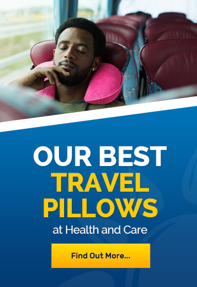Travel pillows for neck support