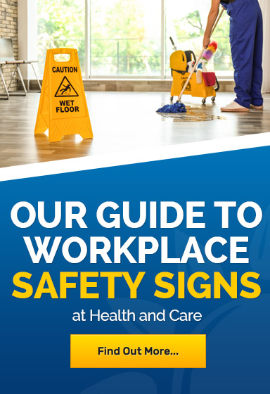 What you need to know about workplace signage