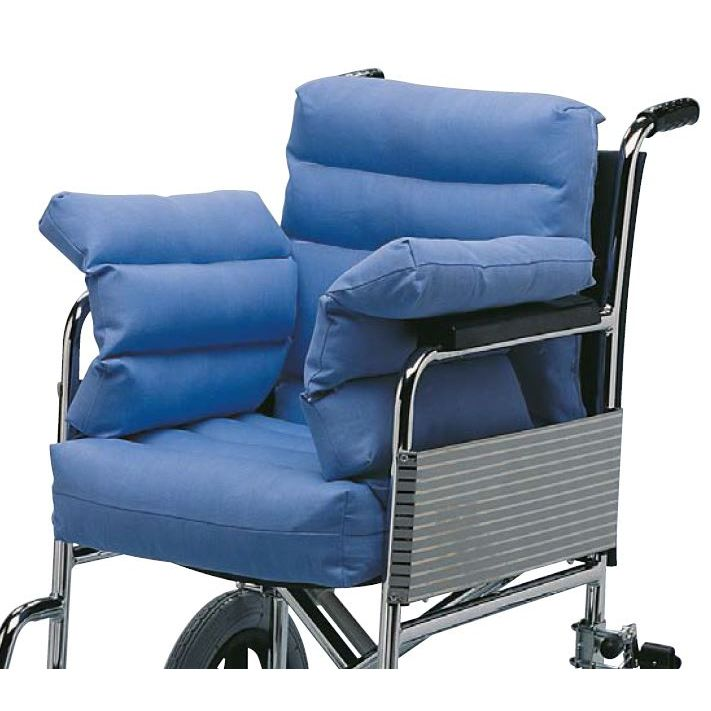 Polycore Wheelchair Seat Pad With Sides And Back Sports
