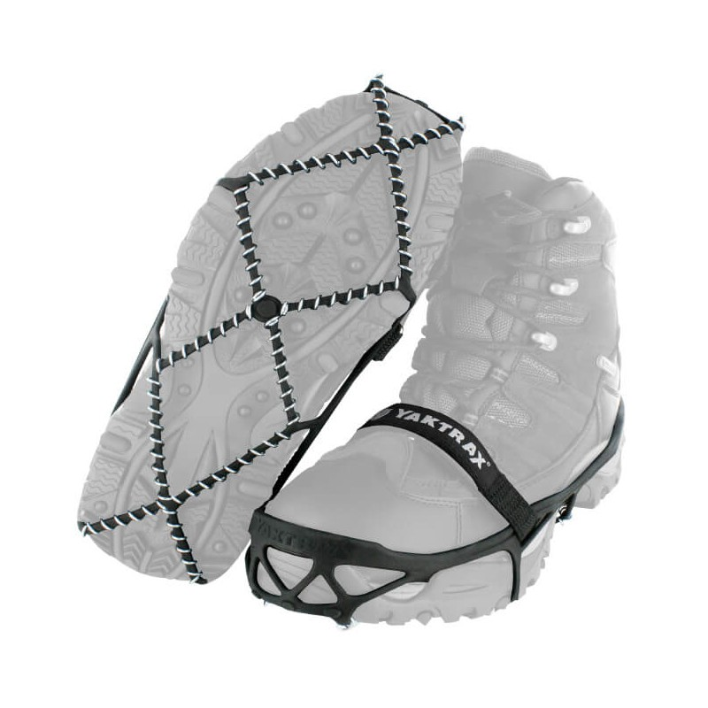 Yaktrax Pro Black Ice Grips for Shoes