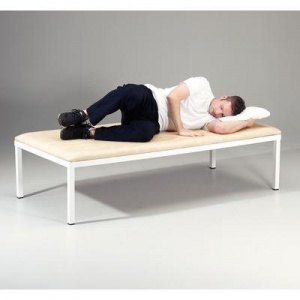 Low Wide Exercise Table