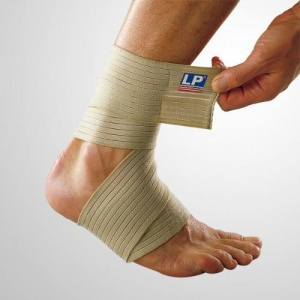 LP Elasticated Ankle Wrap