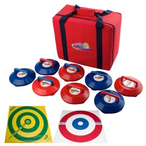 New Age Kurling Indoor Curling Target Combo Bundle