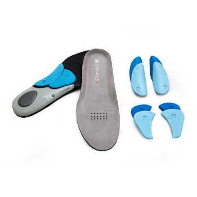 OrthoSole Men's Max Cushion Shoe Insoles