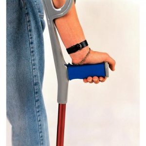 Padded Crutch Handle Cover