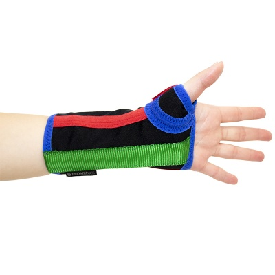 Paediatric Lycrafleece Wrist and Thumb Splint