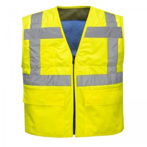 Portwest Hi-Vis Cooling Work Vest
