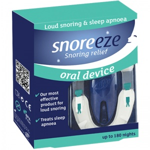 Snoreeze Stop Snoring Oral Device