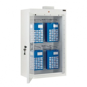 Sunflower Medical Medicine Cabinet 85 x 50 x 30cm with Four MDS Racks