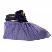 Supertouch Disposable PVC Overshoes (400 Overshoes)