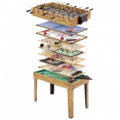 34-in-1 Multi-Player Games Table