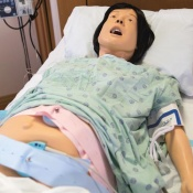 Complete Lucy Maternal and Neonatal Birthing Simulator