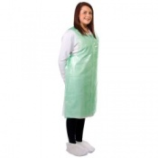 Supertouch Disposable PE Aprons 50 Micron (500 aprons)