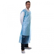 Supertouch Disposable PE Smocks (500/250 smocks)