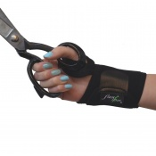 4Dflexisport® Active Black Wrist Support