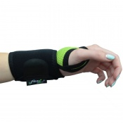 4Dflexisport® Active Lime Wrist Support